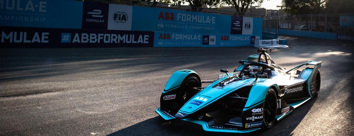 Panasonic Jaguar Racing llega a Santiago para continuar con la suma de puntos. - Autos y Motos ...